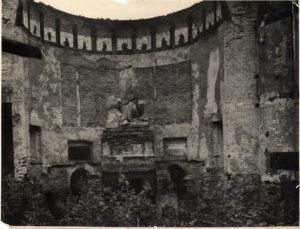 Tartu Pauluse kirik 50-ndate algus | Kased Tartu Pauluse kirikus