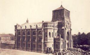 Tartu Peetri kirik avamine