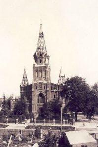 Tartu Peetri kirik 1941