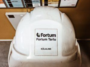 AS Fortum Tartu Anne katlamaja
