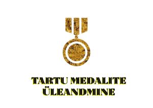Tartu medalite üleandmine 2017