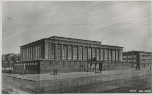 Tartu turuhoone foto E. Selleke 1936