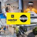 Kaubabaasi uus elu: avatud uksed Hektor hostelis