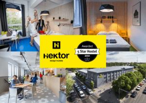Kaubabaasi uus elu: avatud uksed Hektori hostelis