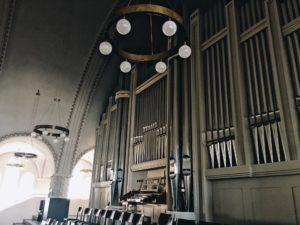 """Interaktiivne orelituur """"Organo Pleno"""""""