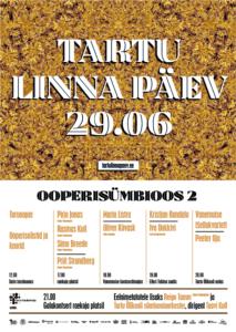 Tartu linna päev 2017 – Ooperisümbioos 2